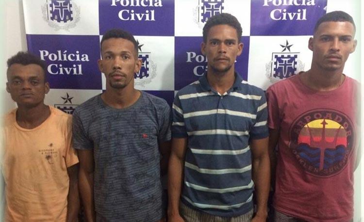 Jequié: Homens são presos após invadir casa e roubar R$ 14 mil em cima de guarda-roupa
