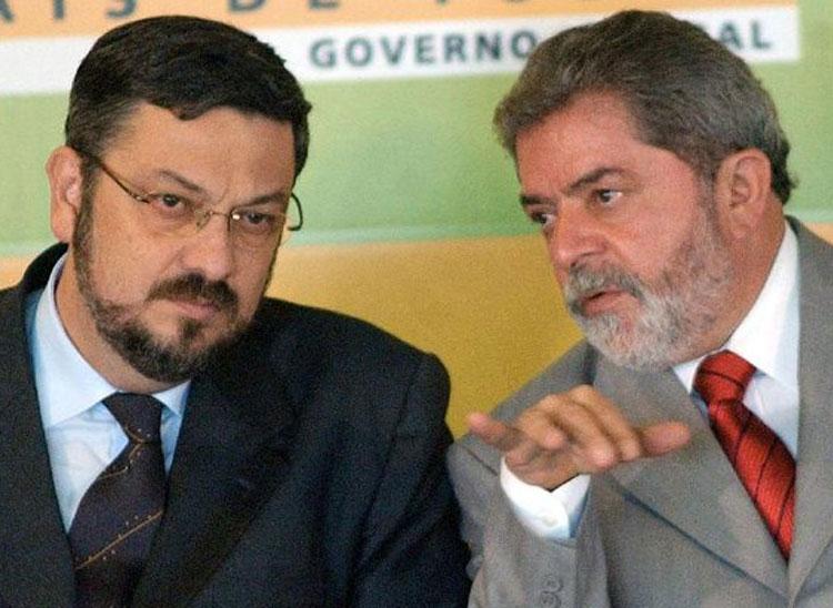 Lula usou pré-sal para arrecadação eleitoral, segundo Palocci