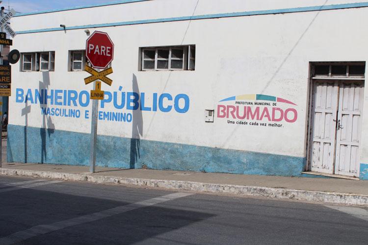 Brumado: Fechado há 4 anos, banheiro público da Teixeira de Freitas deverá ser demolido