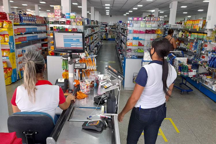 Brumado: Já que supermercado é essencial, por que não somos grupo prioritário para vacina?, questionam atendentes