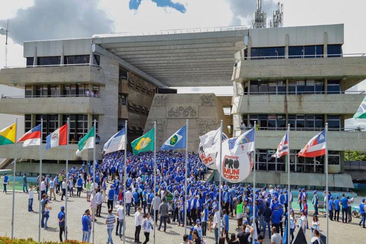 Prefeito de Caculé defende reforma política com unificação das eleições e mandato único de cinco anos