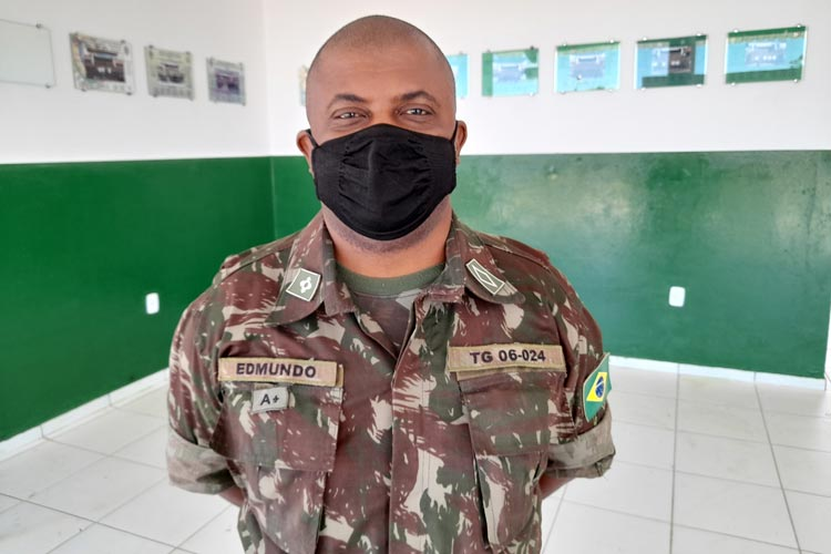 Brumado: Solenidade de formatura dos novos atiradores do Tiro de Guerra 06/024 será restrita ao público