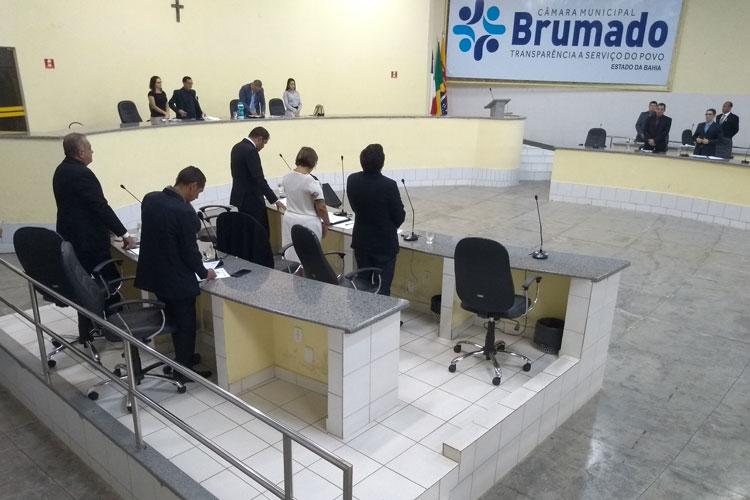 Legislativo brumadense emite Nota de Pesar em razão da morte da vereadora Marielle Franco