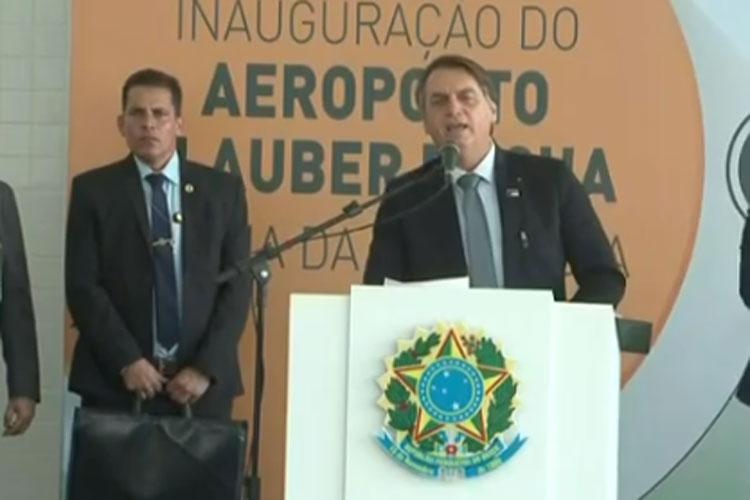 'Eu amo o Nordeste', afirma Bolsonaro em Vitória da Conquista após polêmica com nordestinos