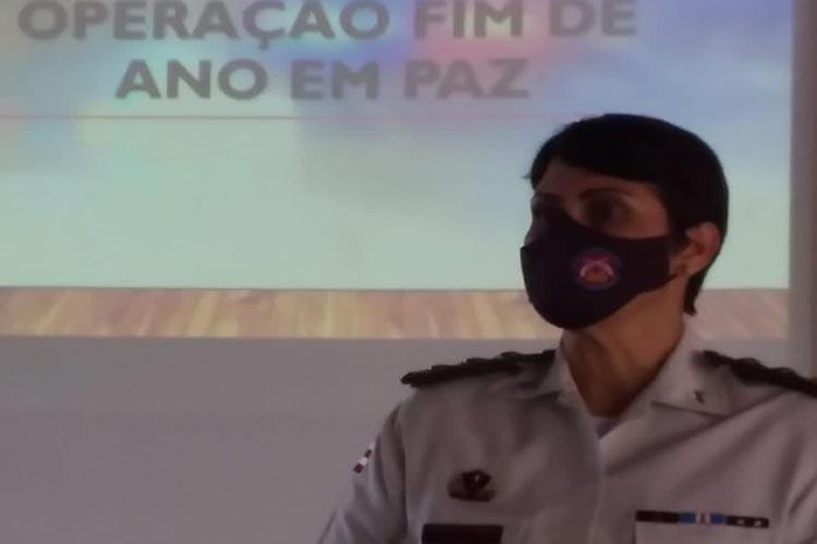 Livramento de Nossa Senhora: 46ª CIPM lança operação 'Fim de Ano em Paz'