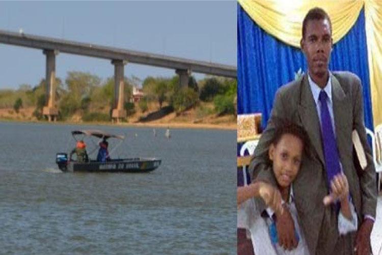 Pai e filho morreram afogados no Rio São Francisco em Bom Jesus da Lapa
