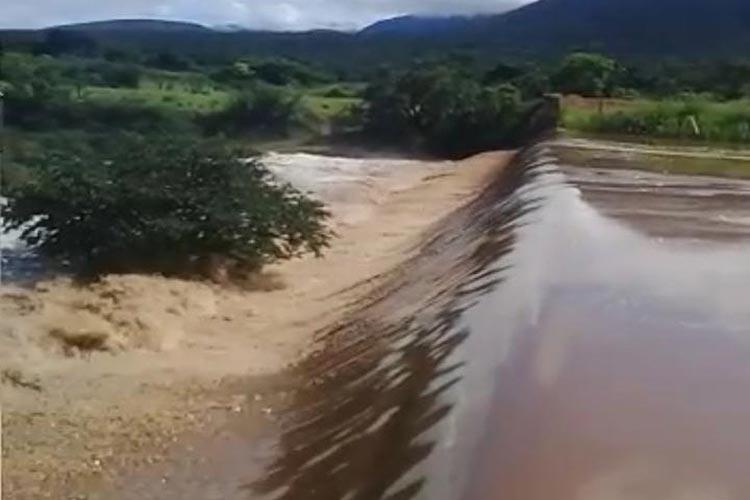 Rio do Pires/BA: Lançada licitação para elaboração de estudos para a construção da Barragem do Rio da Caixa