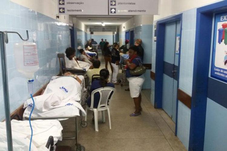 Deputado Luciano Ribeiro denuncia que Hospital Regional de Guanambi funciona em situação precária