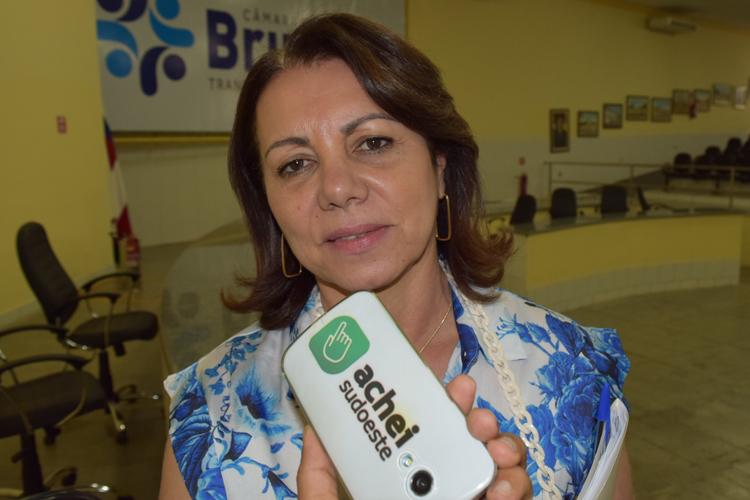 Brumado: Vereadora Ilka Abreu esclarece projeto de construção de monumento ao candomblé