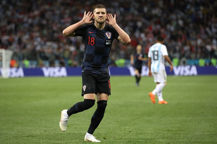 Copa do Mundo 2018: Croácia ganha de 3 a 0 e complica a Argentina