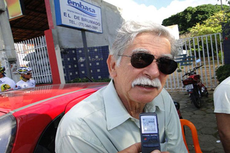Prefeito notifica Embasa e declara que a mesma não está autorizada a realizar audiência pública em Brumado