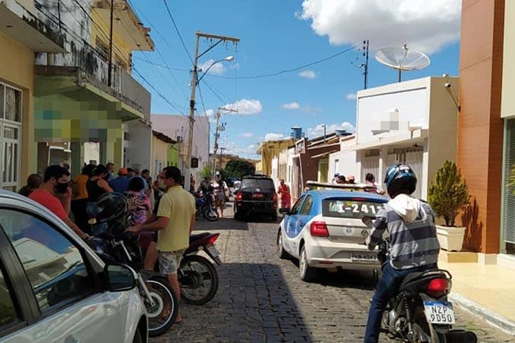 Macaúbas: Homem morre após cair de prédio no centro da cidade