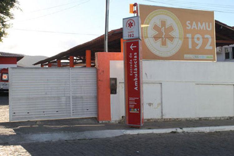 Falta de combustíveis provoca redução de atendimentos no Samu 192 em Brumado