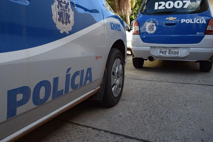 Polícia prende homem acusado de espancar jovem de 23 anos em Brumado