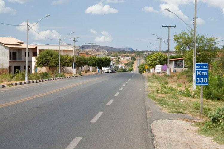 Homem de 31 anos morre em capotamento na BA-152 entre Caturama e Macaúbas