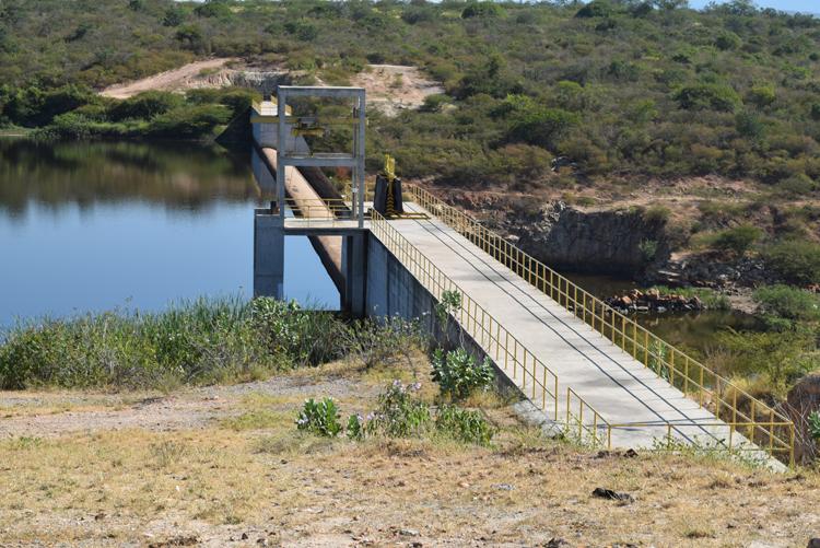 Embasa ressalta necessidade de ampliação da barragem de Cristalândia e da adutora para atender Tanhaçu