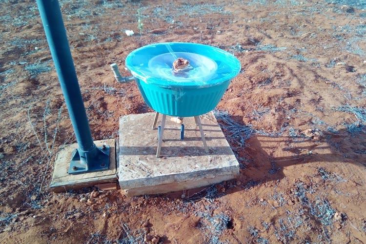 Estudantes baianos desenvolvem protótipo capaz de transformar água potável
