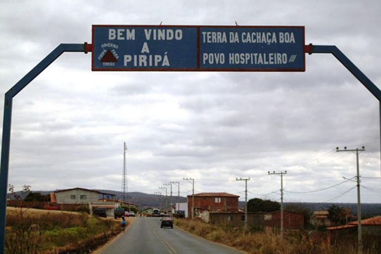 Piripá confirma primeiro caso de coronavírus