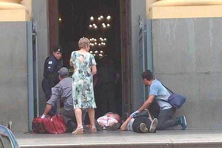 Homem invade missa, mata quatro e se suicida em catedral de Campinas