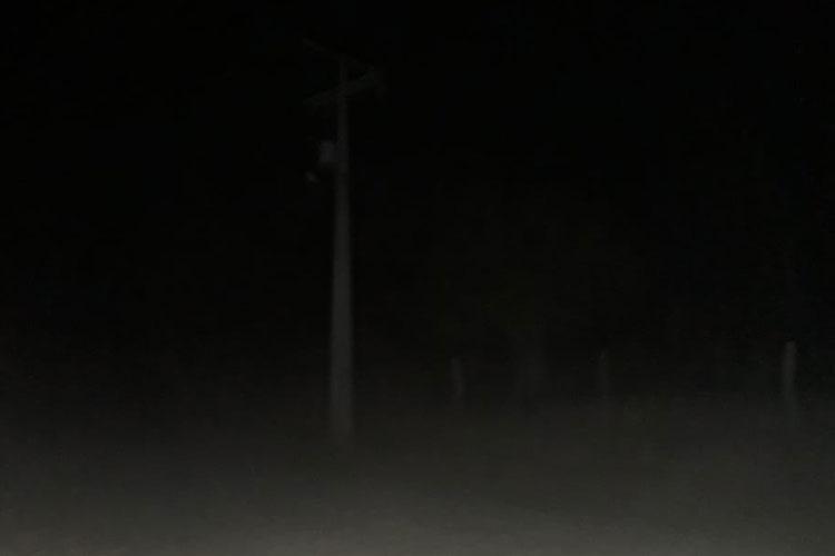 Rio do Antônio: Moradores da Fazenda Mandacaru estão sem iluminação pública há dois anos