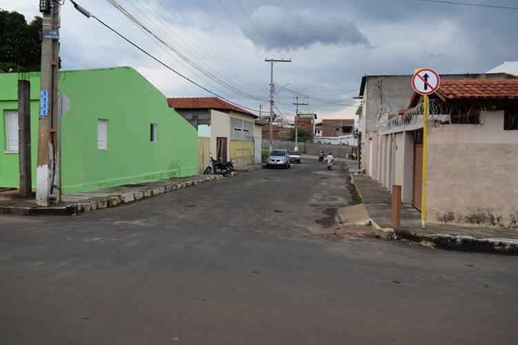 Brumado: SMTT faz alteração no trânsito para evitar acidentes na Avenida João Paulo I