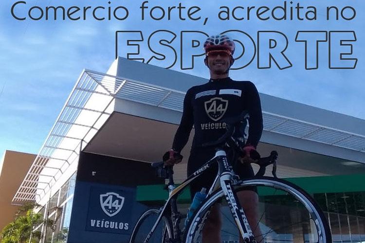 Brumado: Beto Bike estará entre os 1500 ciclistas que vão enfrentar o Suba 100 em Santa Terezinha