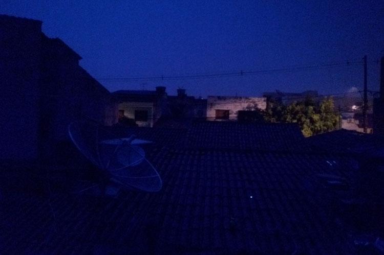 Após quatro meses de estiagem, volta a chover em Brumado