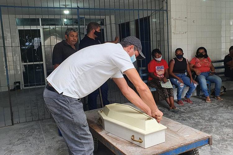 Padrasto golpeia com a mão e mata bebê de 11 meses após choro em São Gonçalo dos Campos