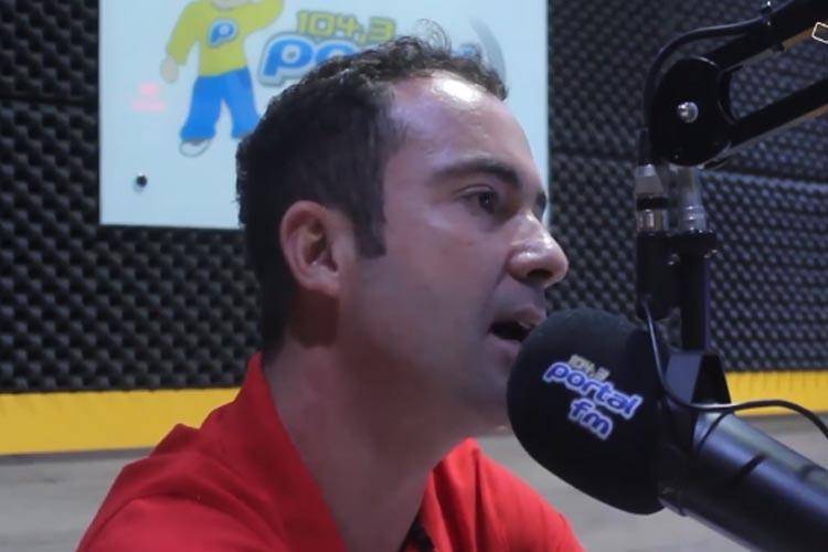 Brumado: Fabrício Abrantes fala em valorizar políticas para a família do campo e 'sentimento de mudança'