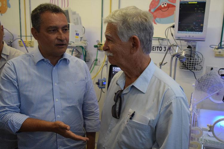 Brumado: 'Respeito quem pensa diferente', diz Rui sobre apoio de Eduardo a Bolsonaro