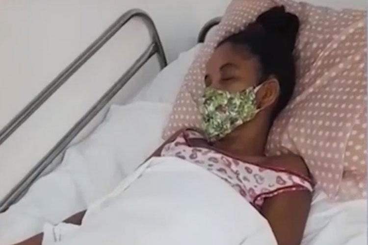 Brumado: Com Guillain-Barré, paciente internada há mais de um mês aguarda remédio