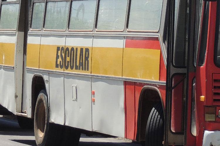 Brumado: Mãe narra drama ao ver filho ser atropelado por ônibus escolar na região do distrito de Itaquaraí