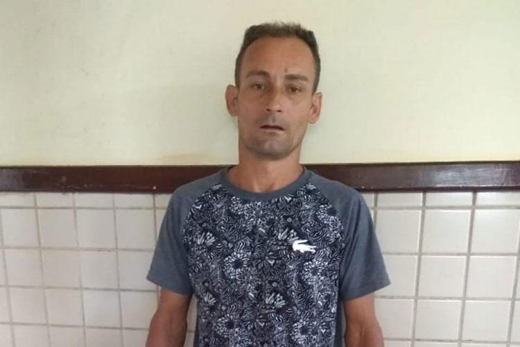 Foragido da justiça paulista é preso na cidade de Paramirim
