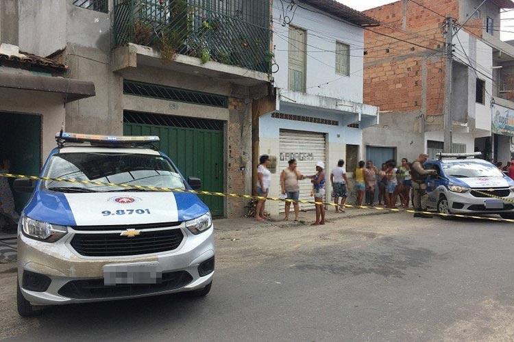 Teixeira de Freitas: Idosa é morta a tiros após receber pedido de oração