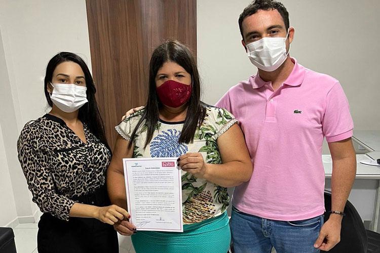 Mesmo em lados opostos, Fabrício Abrantes repudia fake news contra presidente da Câmara de Brumado