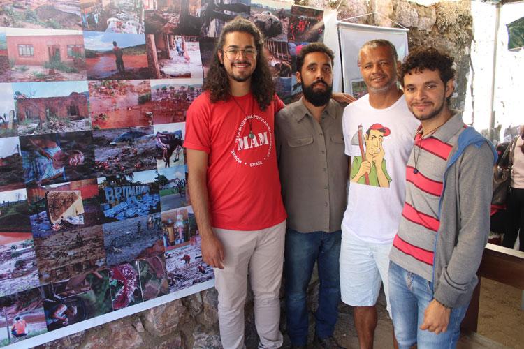 Ações solidárias em Brumadinho chamam atenção em exposição no município de Brumado