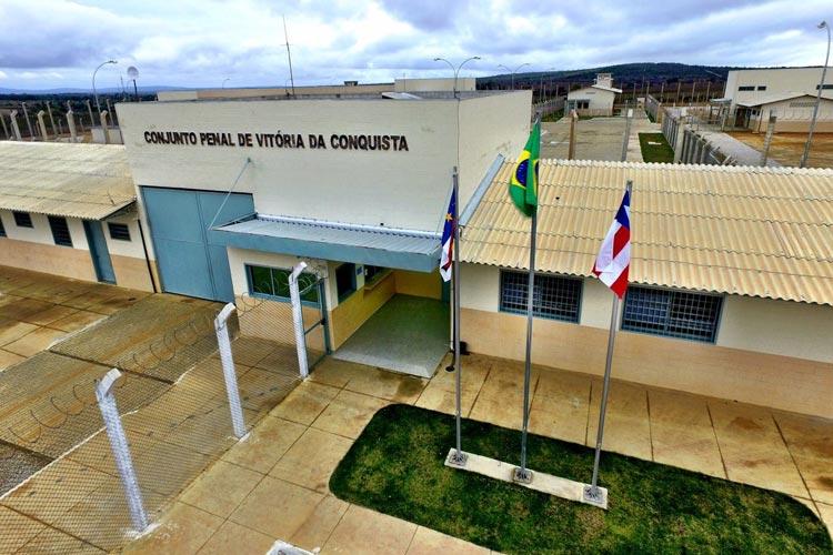 Detento é encontrado morto em cela do Conjunto Penal de Vitória da Conquista