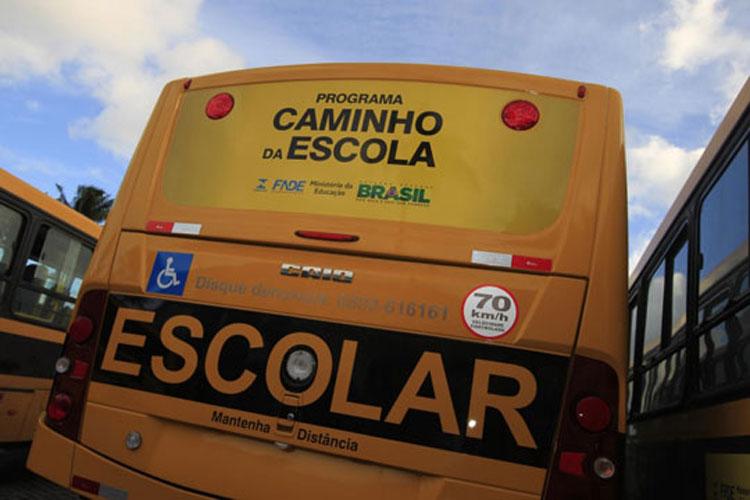 Boquira, Macaúbas, Igaporã e Riacho de Santana vão ter que regularizar transporte escolar