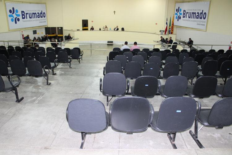 Brumado: Aucib cobra terço de férias a servidores comissionados da câmara de vereadores