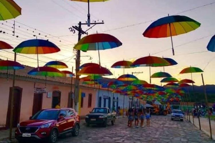 Rio de Contas se prepara para o maior carnaval de sua história; expectativa é de 20 mil pessoas a cada dia de folia