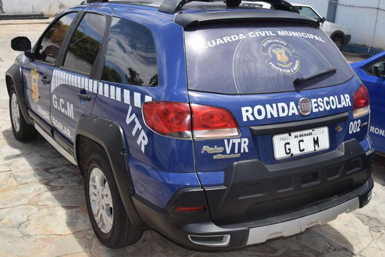 Prefeitura não abastece viatura e Guarda Municipal é impedida de realizar ronda escolar