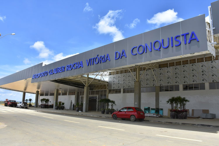 Após reabertura, aeroporto de Vitória da Conquista tem aumento nas linhas áreas
