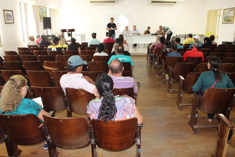 Conselho Rural promove encontros de qualificação para agricultores de Brumado