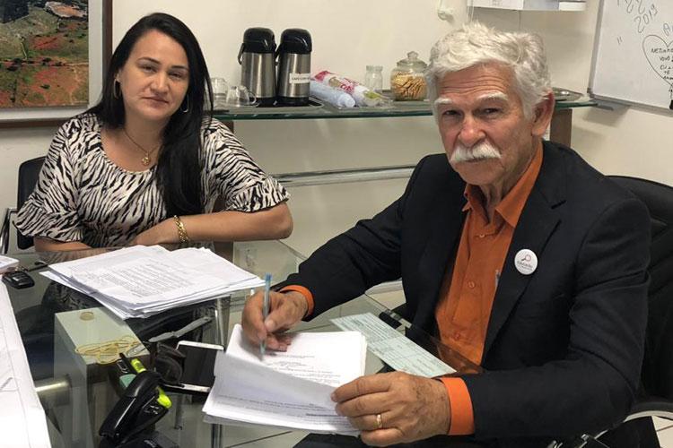 Brumado: Tatiana Moreira é a nova secretária de Desenvolvimento Social e Cidadania