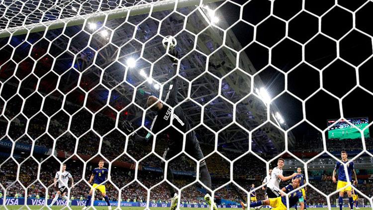 Alemanha ganha de virada contra a Suécia e respira aliviada