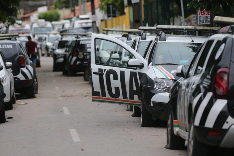 88 pessoas são assassinadas durante motim de PMs no Ceará