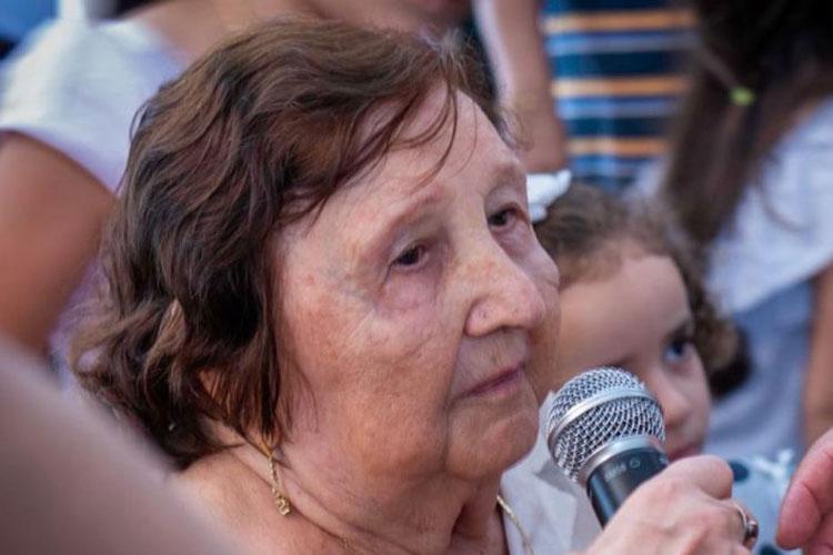 Em aniversário de 90 anos, idosa pede doações para Casa do Idoso em Livramento de Nossa Senhora