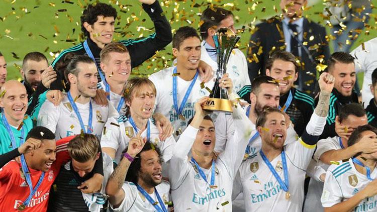 Real Madrid é campeão do Mundial de Clubes da Fifa