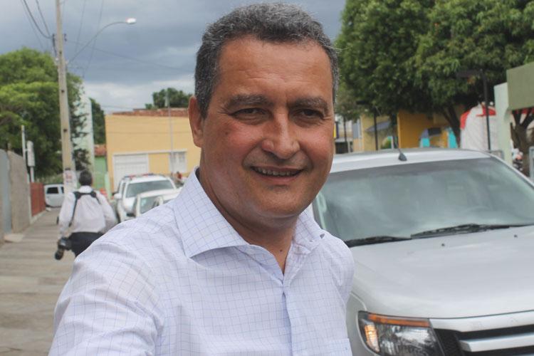 Ibope aponta reeleição do governador Rui Costa no 1º turno