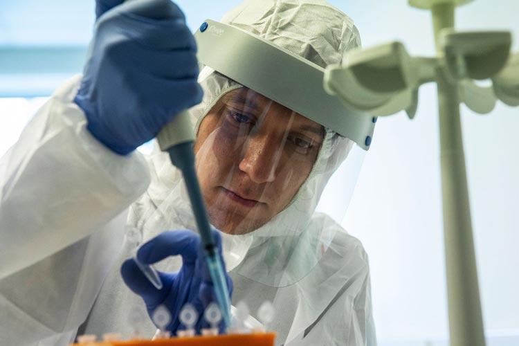 Rússia diz que registrará 1ª vacina contra Covid-19 na próxima semana